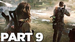 THE DIVISION 2 Walkthrough Gameplay Part 9 - OUTCASTS FACTION (PS4 Pro)