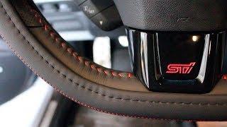 Steering Wheel Cover for Subaru WRX & STI