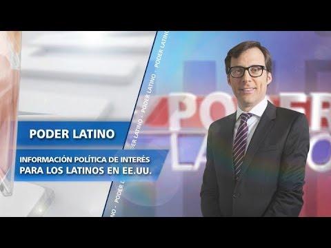 Poder Latino NTN24 / jueves 8 de noviembre de 2018