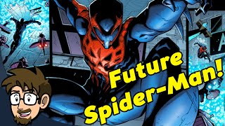 Spider-Man 2099: Spidey of the FUTURE! -  Comic Drake