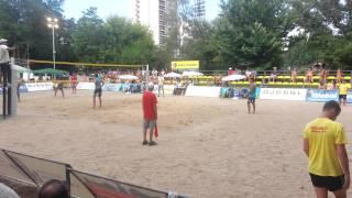 Национална верига по плажен волейбол - Кърджали 2014 финал - тайбрек