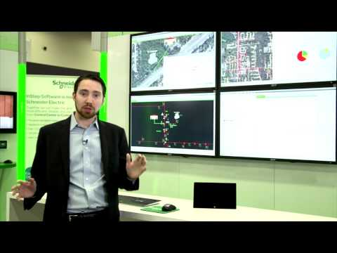 DistribuTECH 2015: Advanced Distribution Management System for Electric Utilities