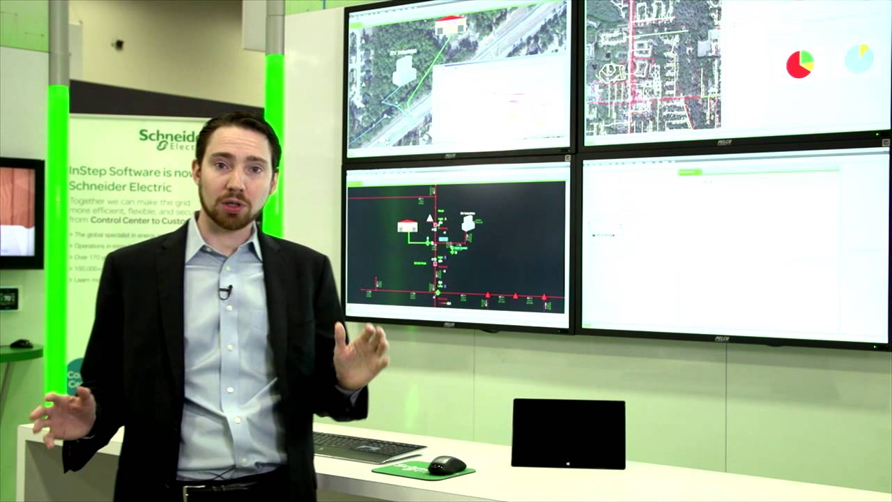 distributech 2015  advanced distribution management system for electric utilities