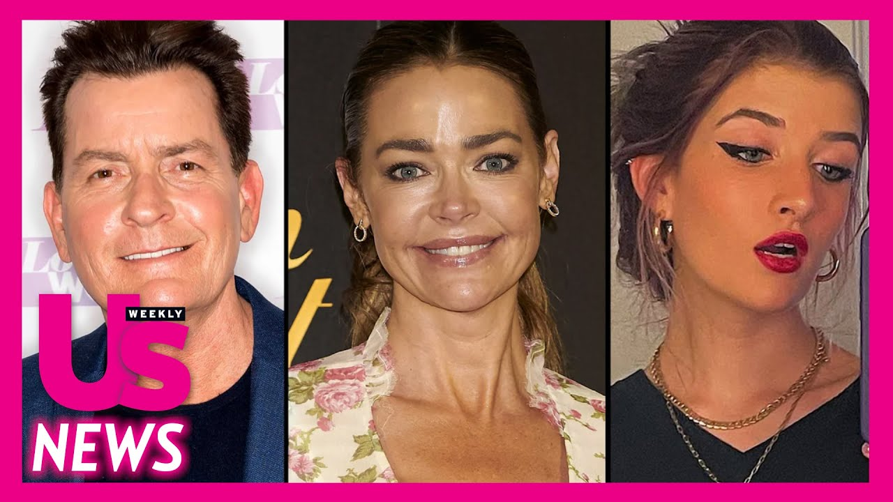 How Much Does Charlie Sheen Pay in Child Support to Denise ...