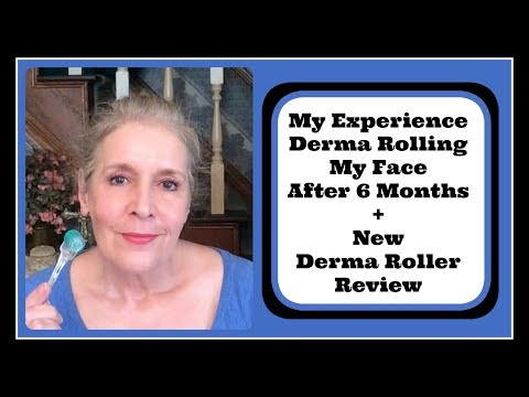 My Experience Derma Rolling My Face For Wrinkles + New Derma Roller Review