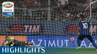 Carpi - Inter 1-2 - Highlights - Giornata 2 - Serie A TIM 2015/16
