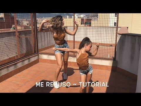 ME REHUSO - TUTORIAL DE BAILE - ALEXIA & BRENDA