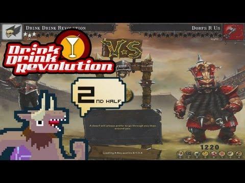 BloodBowl: CE - Drink Drink Revolution - Match 5 Second Half v. Ch.orf