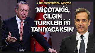 Erdoğan: Artık İki Devletli Çözümden Başka Kıbrıs'ta Çıkış Yolu Kalmamıştır