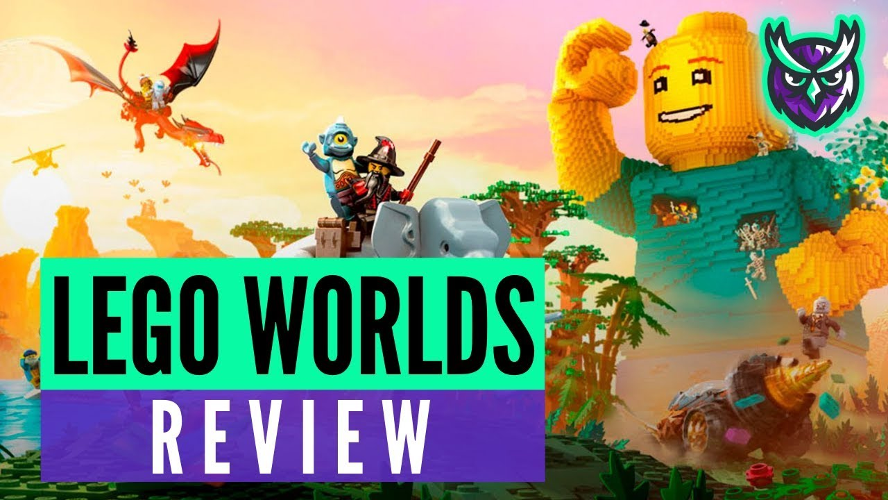 lego worlds 2 player