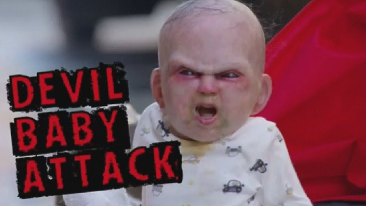 Scary Baby Laugh Sound Effect