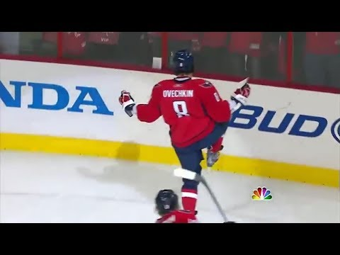 Alex Ovechkin's 50 Goals In 2009-10 (HD)