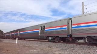 Amtrak Viewliner Baggage Special- Jacksonville