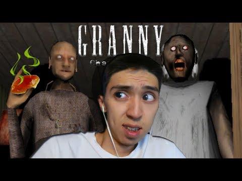 КАК ИГРАТЬ ЗА ВНУКА GRANNY и GRANDPA - Granny Chapter Two на ПК