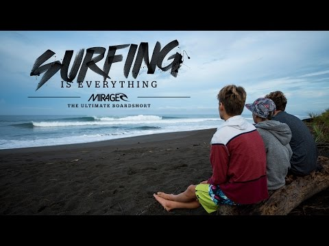Surfing Is Everything: Rip Curl Groms - Costa Rica
