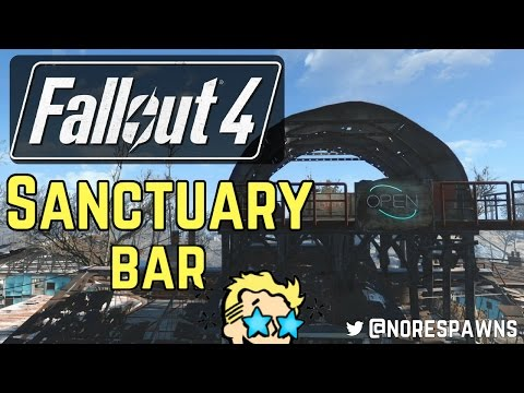 Fallout 4 - Sanctuary Bar