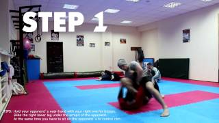 SHORT ARMBAR [easy] *Movement Analysis (Grappling, BJJ)