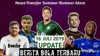 Gomez Gabung Valencia🙋Calon Predator Baru Bundesliga😱Tim Dambaan Icardi😮|Berita Bola Terbaru