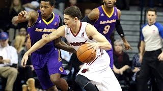 Tyler Johnson NBA D-League Highlights with the Sioux Falls Skyforce
