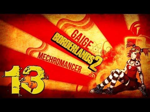 Borderlands 2 Mechromancer Playthrough #1 - Episode 13 - Cult Following