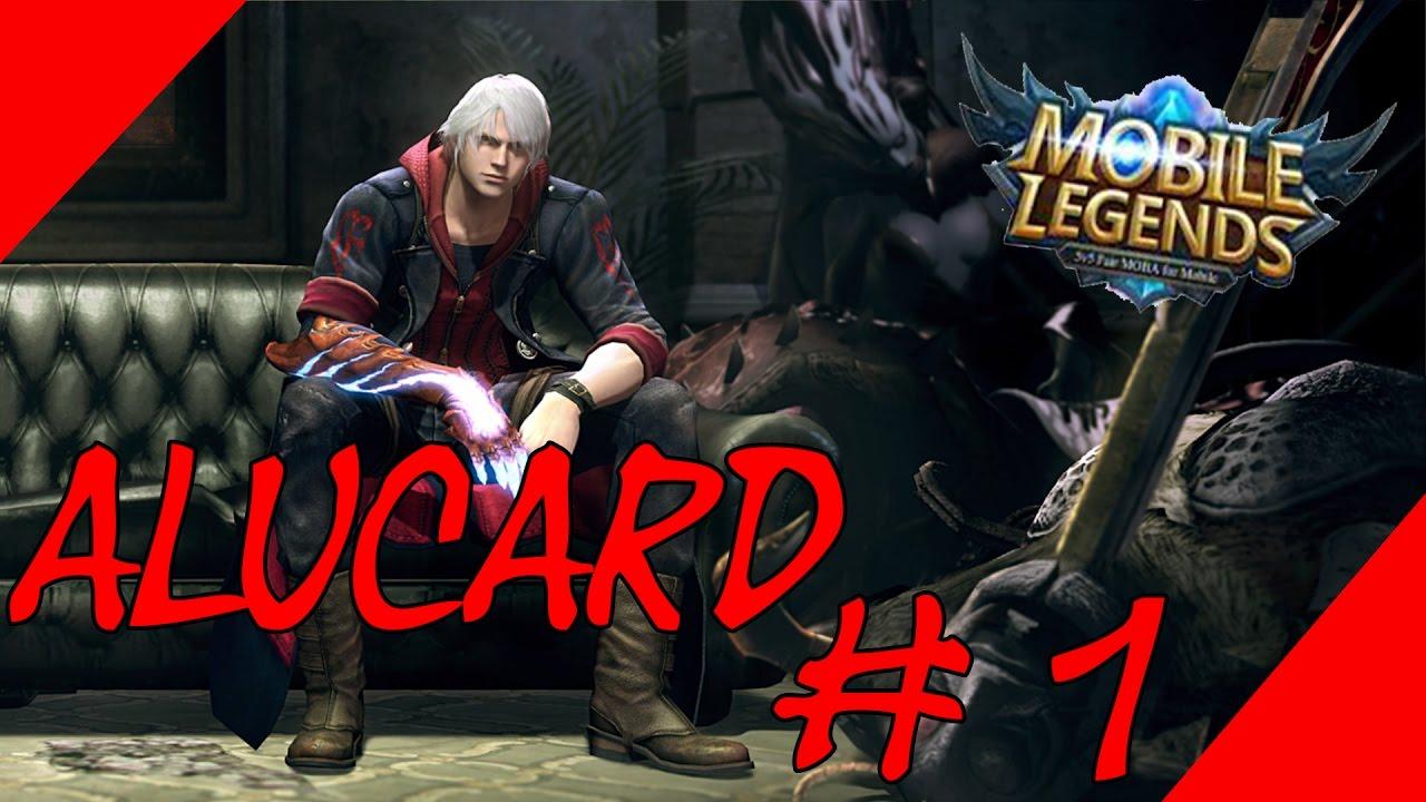 73 Gambar Alucard Mobile Legends Hd Terbaik