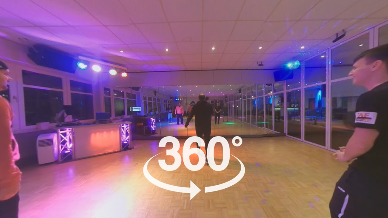 JumpJump Training in 360°