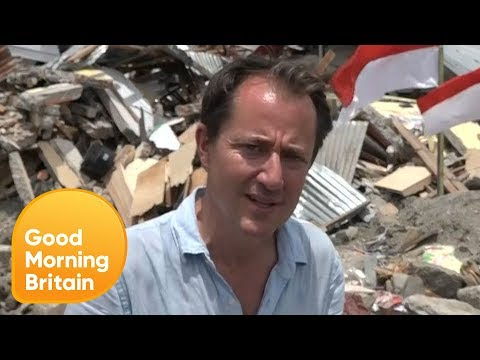 UK Aid Agencies Launch Joint Appeal for Indonesian Disaster Survivors | Good Morning Britain