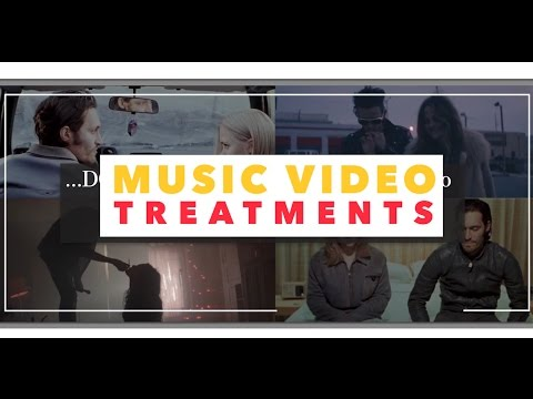 How To Write Music Video Treatments!