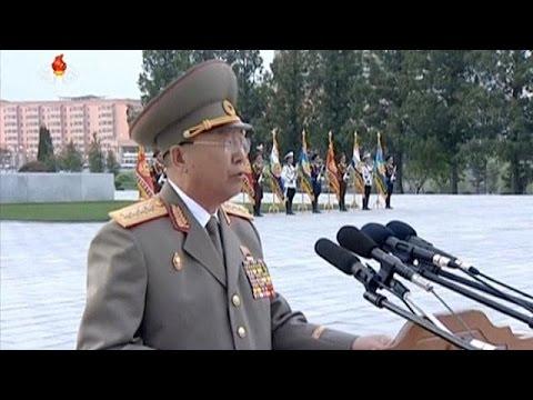 Kuzey Kore'den Bir üst Düzey Idam Haberi Daha