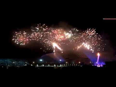 Sochi Olympics opening ceremony: Russia