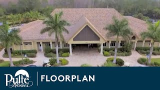 New Home Designs | Two Story Home | Westchester | Home Builder | Pulte Homes
