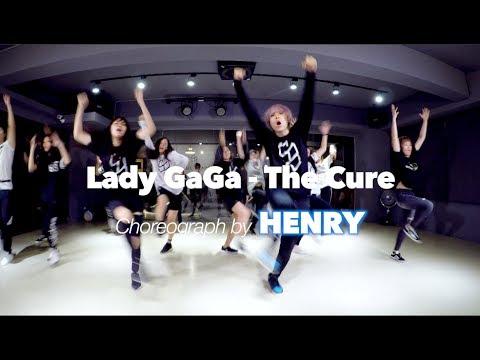 亨利 Henry Lyrical Choreography @ Lady Gaga - The Cure / Henry Choreography 20170517