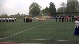 17 мая Военно-спортивный праздник