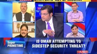 The Newshour Debate: Omar Abudllah  Oblivious - Part 2 (14th Oct 2014)