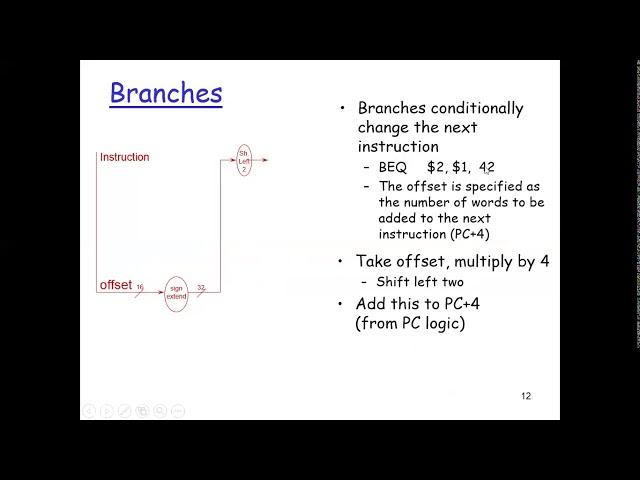 Computer Architecture: DataPath 02