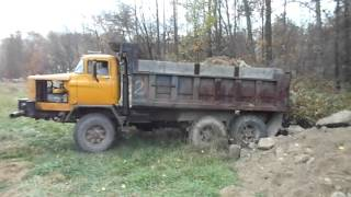 FWD 6x6 Dump Truck For Sale Video 4
