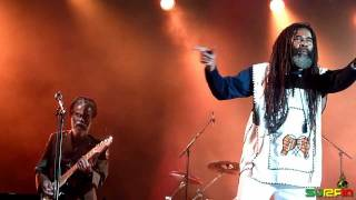 Twinkle Brothers - Faith Can Move Mountains - Garance Reggae Festival 2011