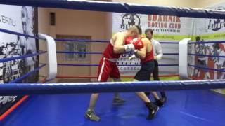 9 Тарасюк Алексей Груша vs Сергеев Игорь Ударник раунд 1
