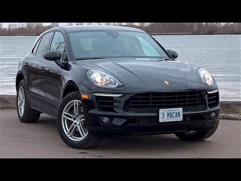 Porsche macan 4 cylinder