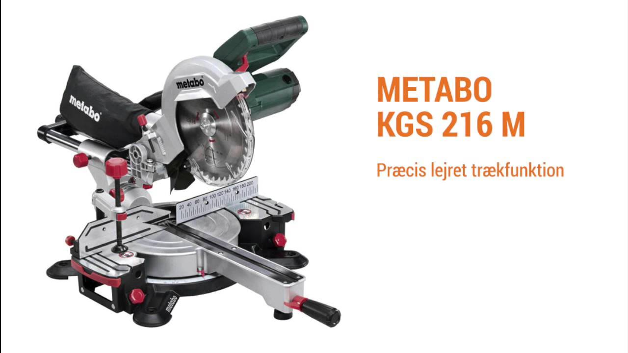 metabo kgs 216 m kap geringssav bygxtra online byggemarked youtube. Black Bedroom Furniture Sets. Home Design Ideas