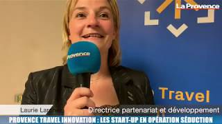La Minute Tourisme :  les start-up de l'incubateur Provence Travel Innovation en opération séduction