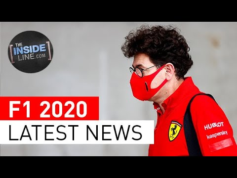 LATEST F1 NEWS: Ferrari changes, 2020 calendar, Alex Zanardi, Lando Norris