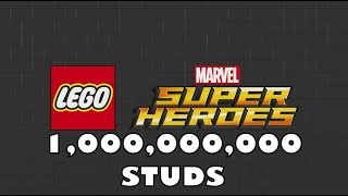 Lego Marvel Super Heroes - 1,000,000,000 Studs Quick And Easy (XBOX ONE)