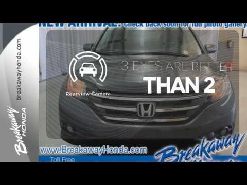 Elegant Used 2014 Honda CR V Greenville SC Easley, SC #170175A   SOLD. Breakaway  Honda