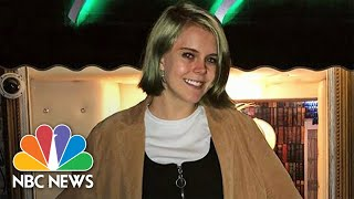 14-Year-Old Arrested In Stabbing Death Of Barnard Student Tessa Majors   NBC Nightly News