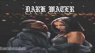 "Kendrick Lamar, SZA type beat - ""Dark Water"" | black panther sountrack type beat|"