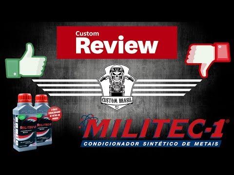 Custom Review - Militec 1