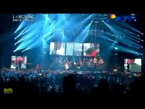 NOAH - Cobalah Mengerti @ Konser The Greatest Session of History - 02_11_2012