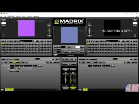 How to Setup Madrix to Work With HolidayCoro AlphaPix Artnet