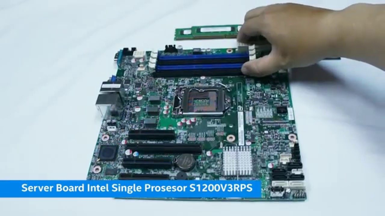 INTEL S1200V3RPL SERVER BOARD EFI DRIVERS FOR MAC